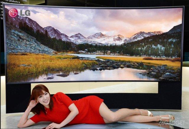 Samsung-ը և LG-ն միաժամանակ կներկայացնեն նոր 4K հեռուստացույց