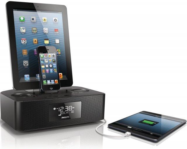 Հատուկ iPod-ների, iPhone-ների և iPad-ների համար Philips-ը թողարկել է միացման նոր կայան