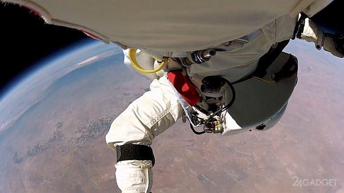 Անկում 39 հազար մետր բարձրությունից (վիդեո)