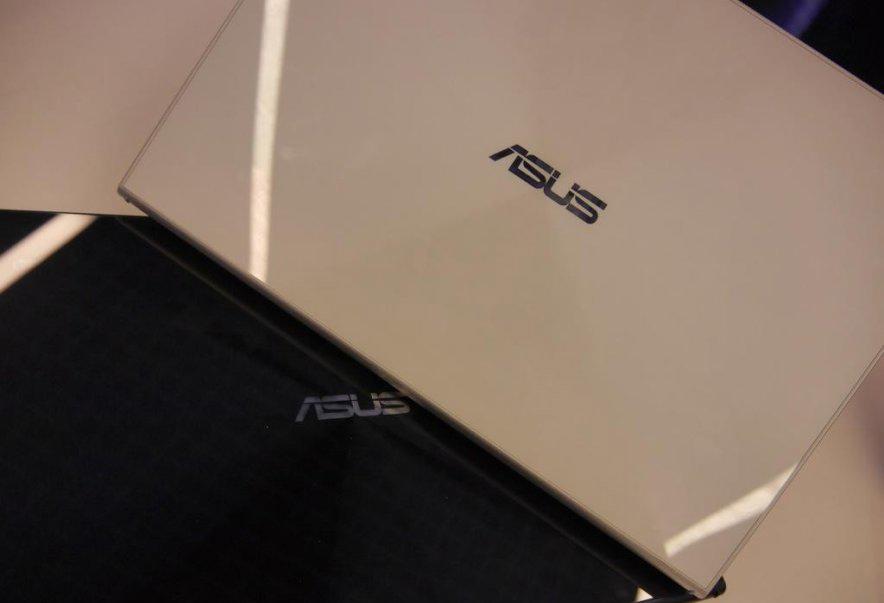 Asus ընկերությունը ցուցադրել է իր նոր ultrabook-ը