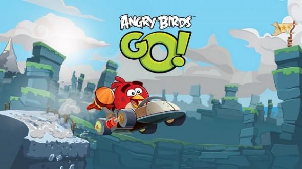 Angry Birds Go. Rovio-ն թողարկում է բոլորովին նոր խաղ` սիրված հերոսների մասնակցությամբ