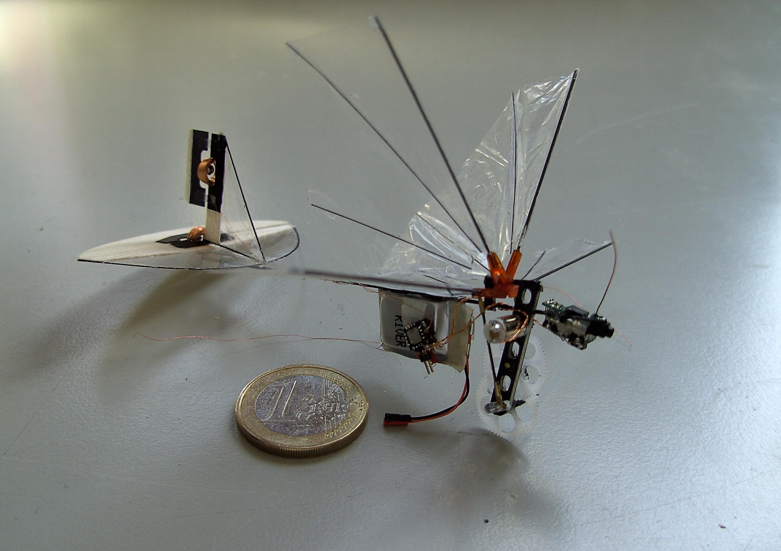 Ստեղծվել է թռչող սարք, որն ինքնակառավարվող է