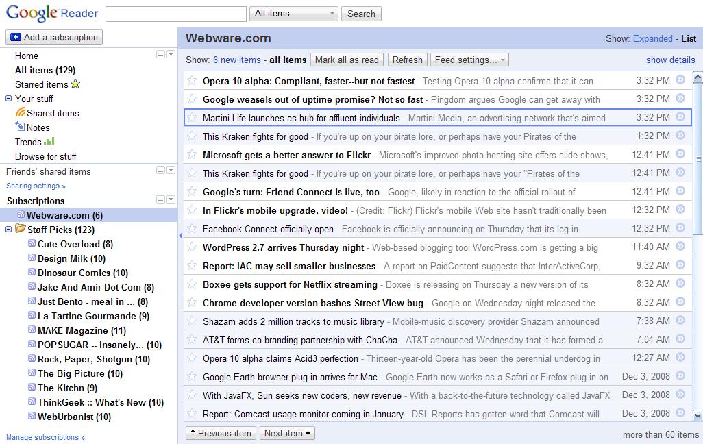 Ինչով փոխարինել Google Reader-ը. համացանցում հիշել են նաև Google-ի այլ փակված նախագծերի մասին