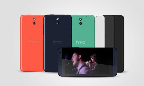 HTC ընկերությունը ներկայացրել է Desire 816 և Desire 610 սմարթֆոնները