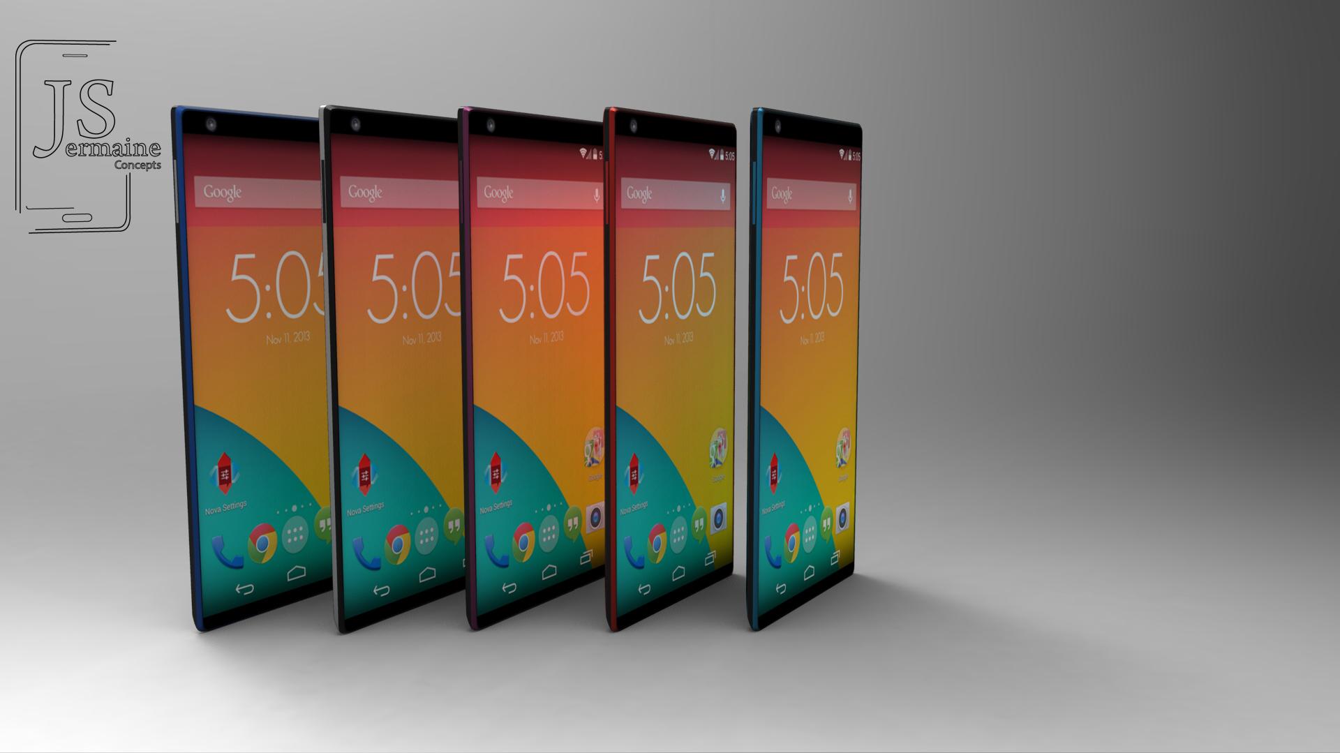 Lenovo Nexus 6-ի նմուշ է ներկայացվել