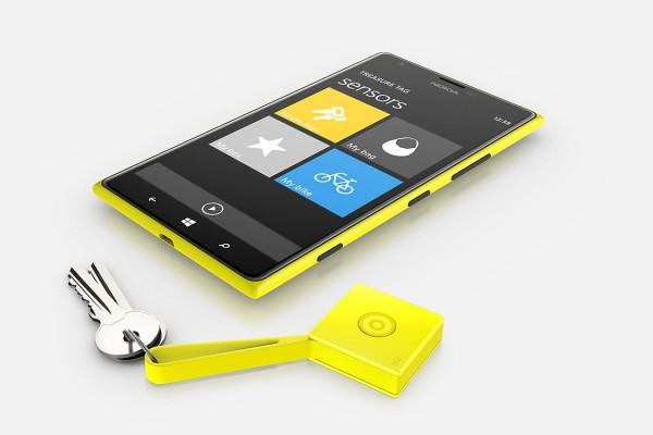 Nokia Treasure Tag. սարք, որը փնտրում է կորած իրերը