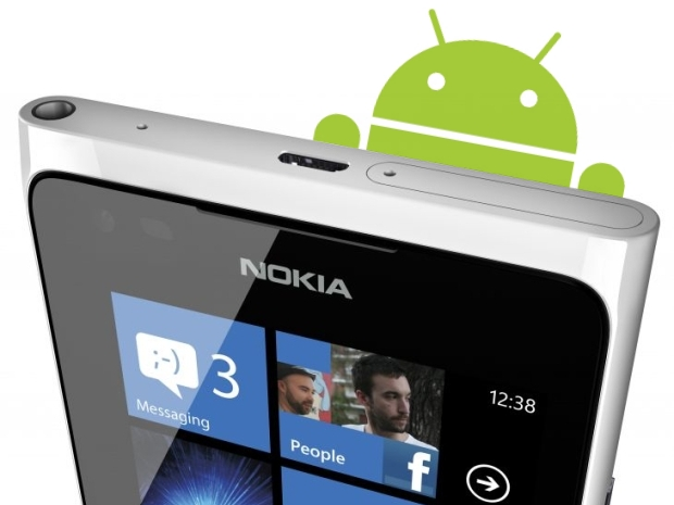 Nokia ընկերությունը հրաժարվել է արտադրել Android համակարգով սմարթֆոն
