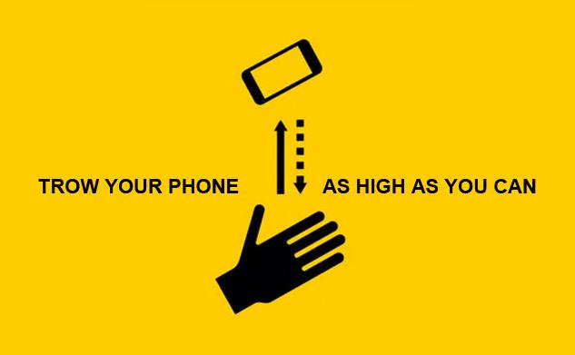Send Me to Heaven. Չափազանց վտանգավոր խաղ Ձեր հեռախոսի համար