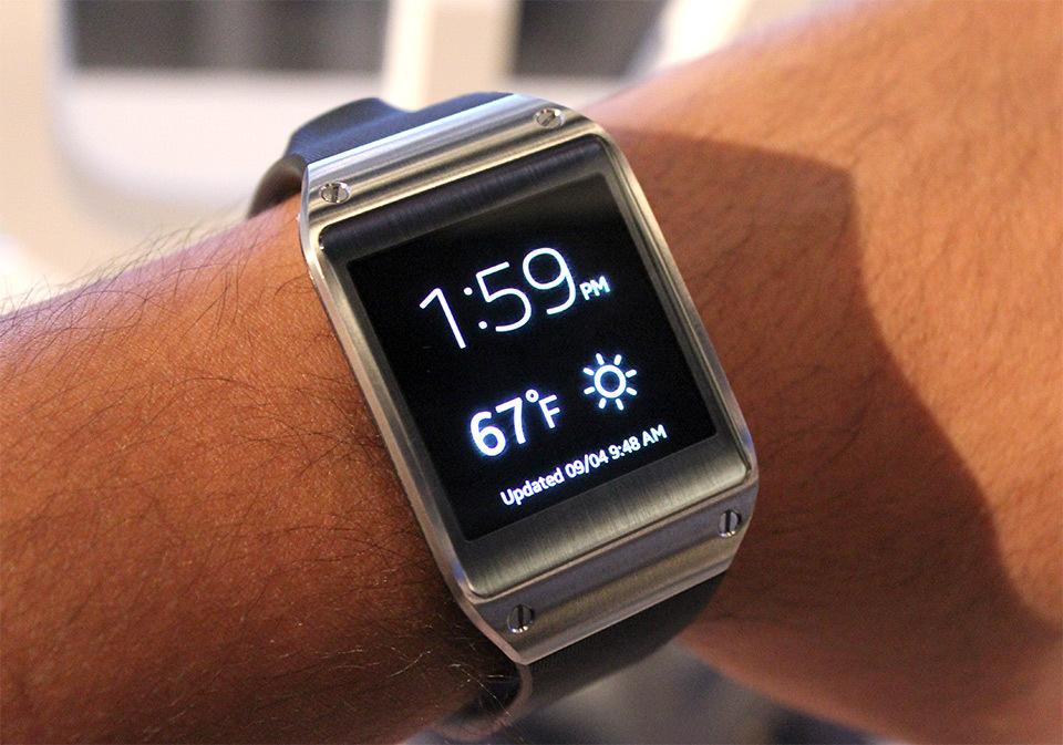 Sansung-ը ներկայացրել է Galaxy Gear խելացի ժամացույցները