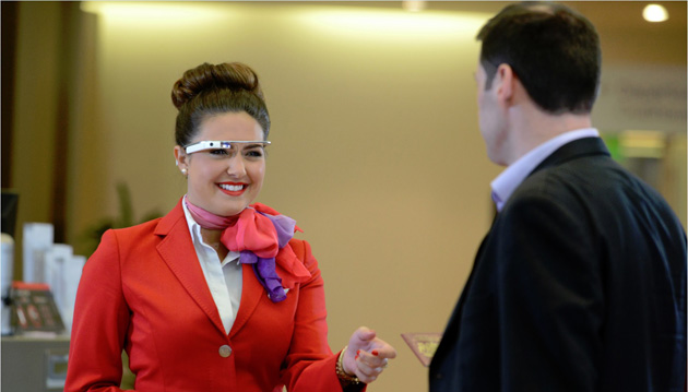 Virgin Atlantic-ը կողջունի ուղևորներին կրելի սարքավորումների միջոցով