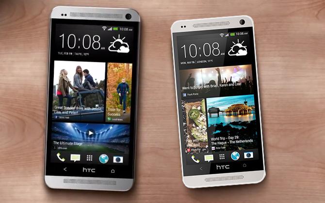 HTC-ն թողարկել է HTC One Mini սմարթֆոնը