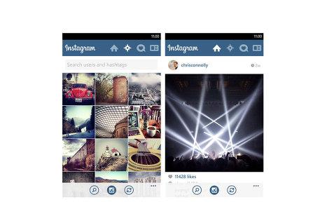 Instagram-ն արդեն հասանելի է նաև Windows Phone-երի համար