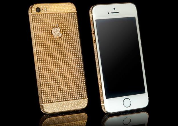 Նոր «ոսկեպատ» iPhone 5S-ն արժե 5200 ԱՄՆ դոլար