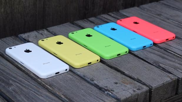 Apple-ը կրճատում է iPhone 5C-ի արտադրության ծավալները