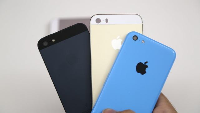 iPhone 5S-ի և iPhone  5C-ի ինքնարժեքները տատանվում են 200$ սահմանում