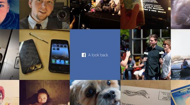 Շուտով ինքներդ կկարողանաք ձևավորել Facebook-ի ''Look Back''-ը