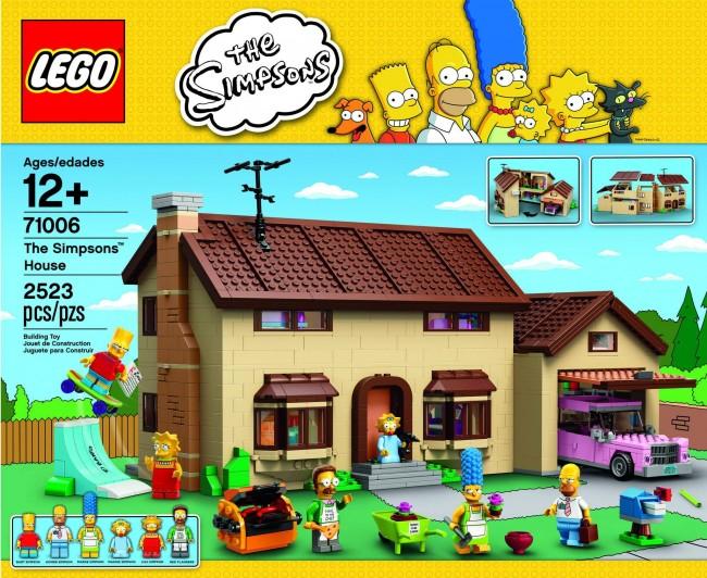 Փետրվարին LEGO-ն կթողարկի կոնստրուկտորների իր նոր հավաքածուն