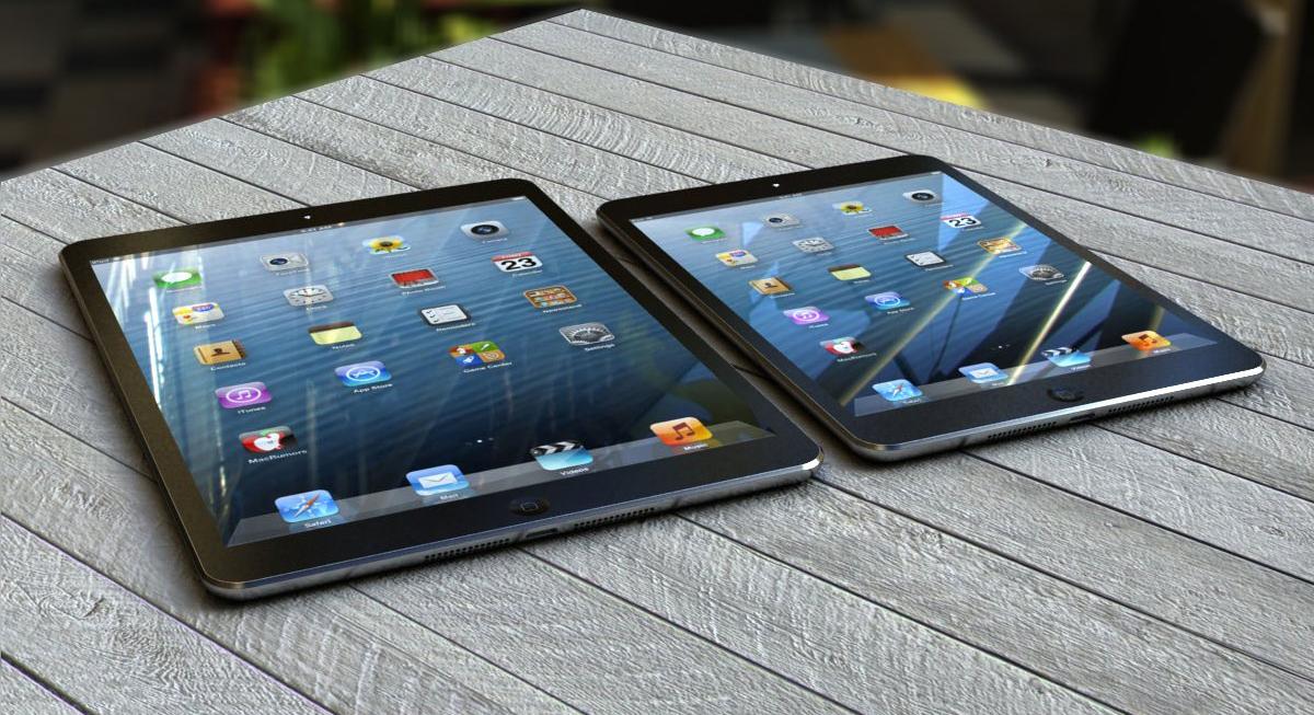 Apple-ը փորձարկում է «մեծ» iPad-ը