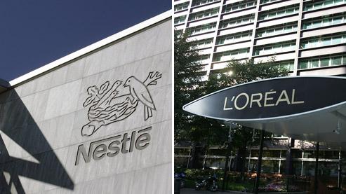 L'Oreal-ը պատրաստվում է գնել Nestle ընկերության բաժնետոմսերի 8%-ը