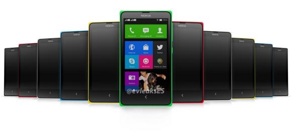 Փետրվարին Nokia-ն կթողարկի Android օպերացիոն համակարգով սմարթֆոններ