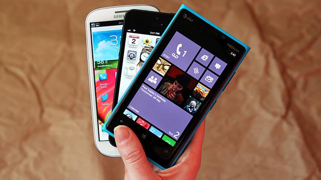 Samsung, Apple, Nokia. բջջային ինտերնետի ամենամեծ տրաֆիկ ստեղծող առաջատարներ