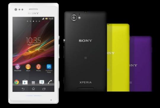 Sony-ն շուկա է հանում Xperia M dual երկքարտանի մոդելը