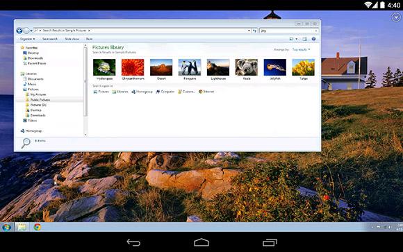 Թողարկվել է Android սարքերի համար նախատեսված Chrome Remote Desktop ծրագիրը