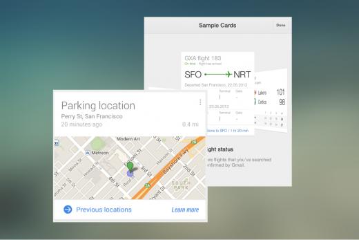 Ներկայացվել է Google Now-ի թարմացված տարբերակը