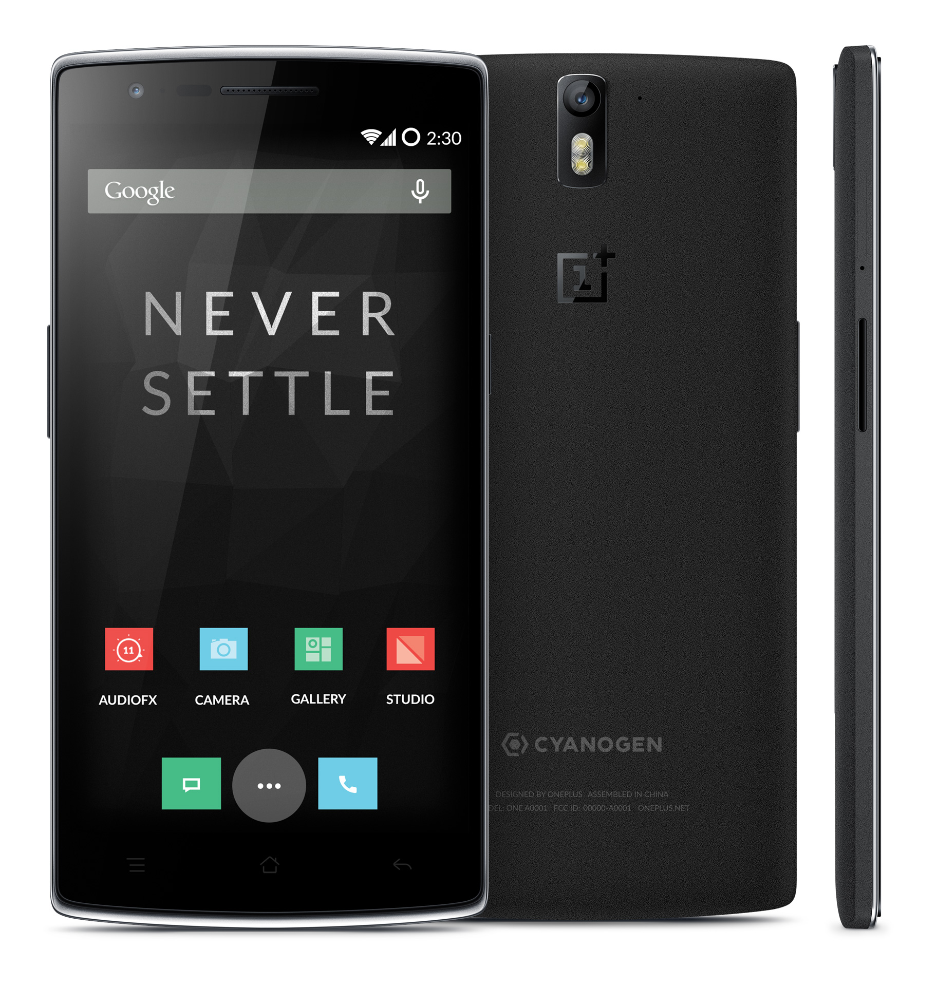 OnePlus ընկերությունը ներկայացրել է իր առաջին One սմարթֆոնը