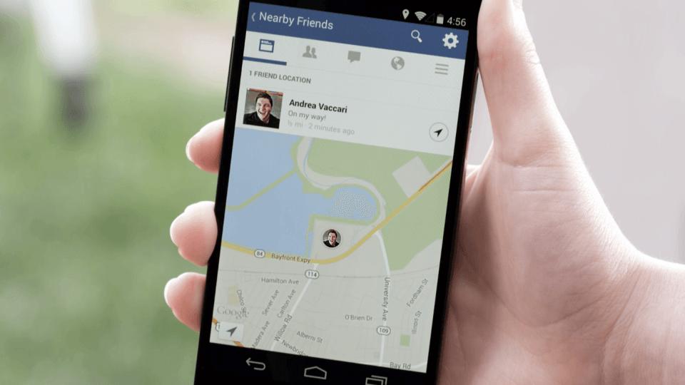 Facebook-ը գործարկելու է Nearby Friends ֆունկցիան