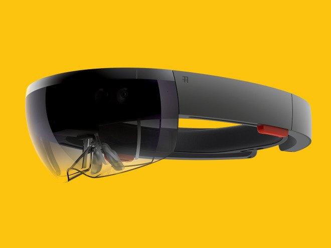 Microsoft ընկերությունը ներկայացրել է HoloLens ակնոցը
