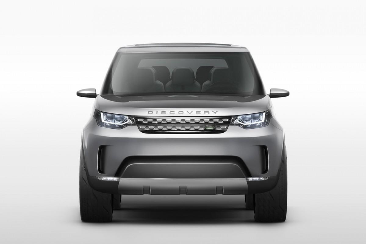 Land Rover-ը բացահայտել է Discovery Vision նոր կոնցեպտի գաղտնիքը