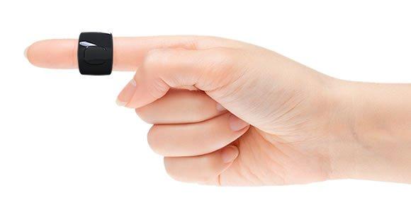 ThumbTrack. Աշխարհի ամենափոքր համակարգչային մկնիկը