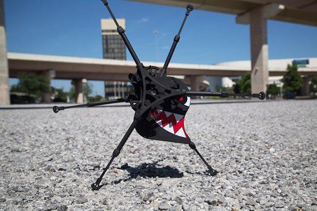 Ծանոթացեք OutRunner արագավազ ռոբոտի հետ