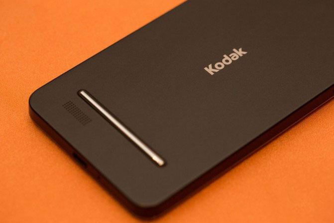Kodak ընկերությունը ներկայացրել է իր առաջին սմարթֆոնը