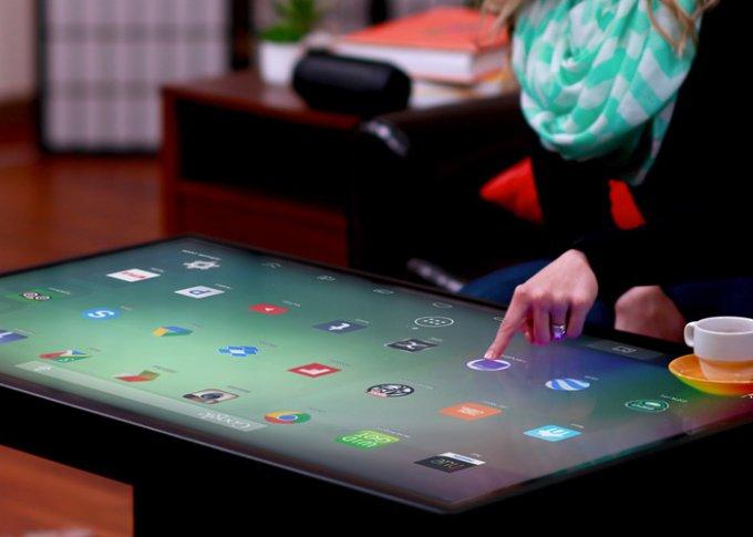 Ideum Duet. Windows և Android համակարգերով աշխատող «խելացի» սեղան