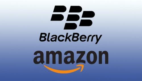 Amazon ընկերությունը թույլ կտա BlackBerry-ին օգտվել իր հավելվածների խանութից