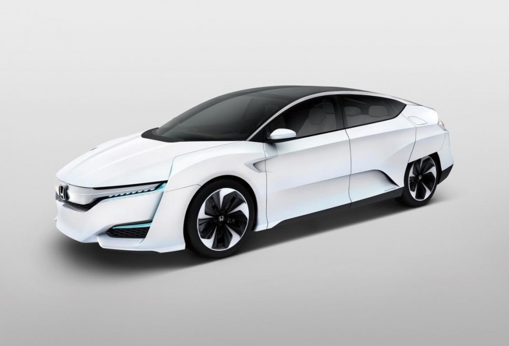 Honda-ն ներկայացրել է ջրածնային շարժիչով սեդանի կոնցեպտ