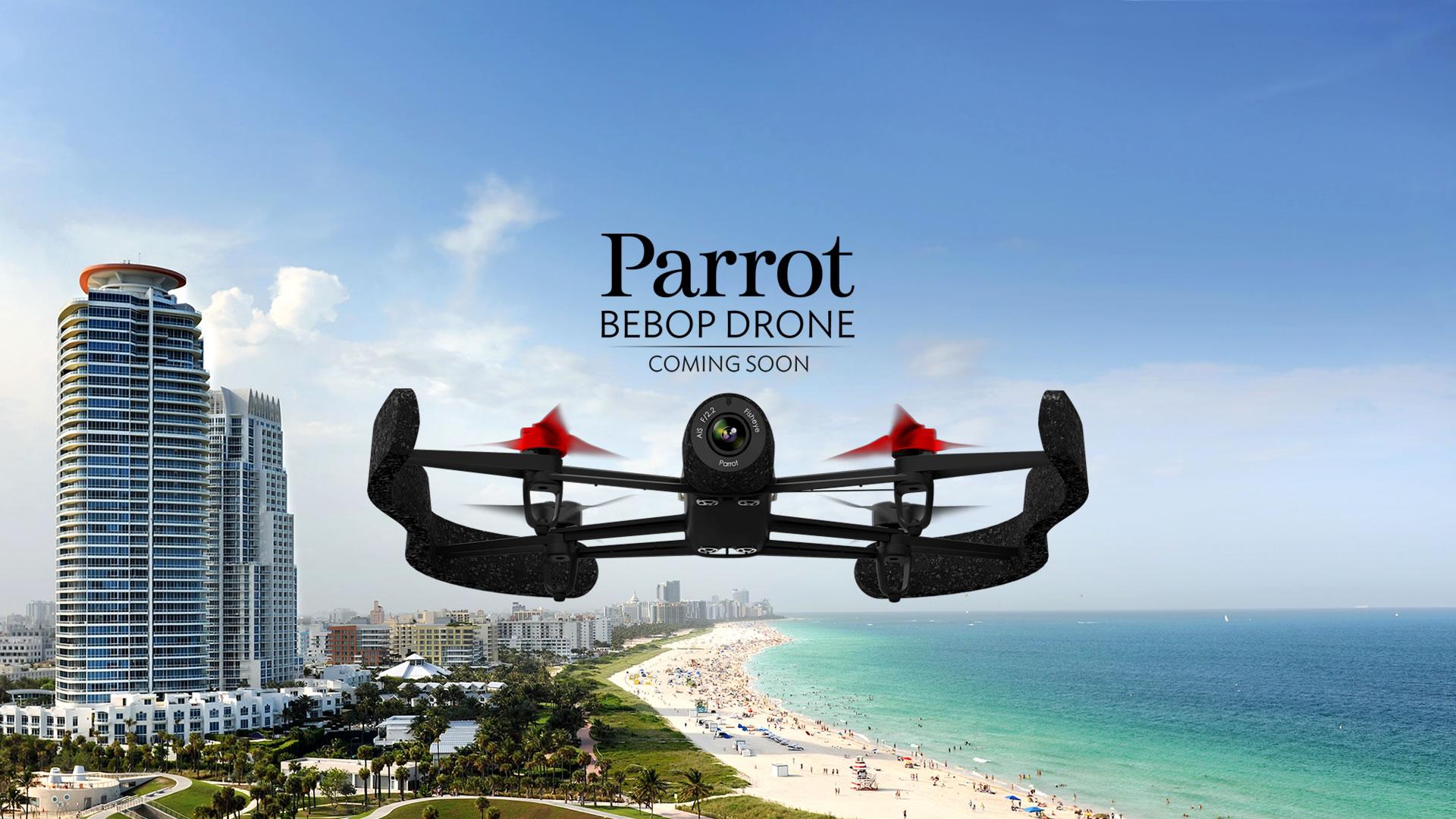 Parrot Bebop դրոնը նվաճել է Արկտիկայի տիրույթներն ու Բերինգի նեղուցը