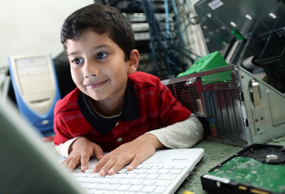 Microsoft-ի ամենաերիտասարդ մասնագետը 5-ամյա Այան Քուրեշին է