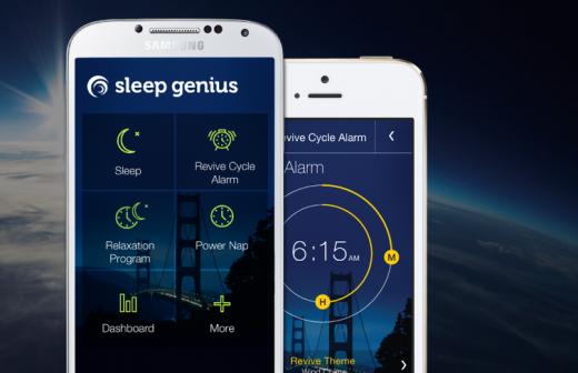 Վերահսկեք Ձեր քունը Sleep Genius-ի օգնությամբ