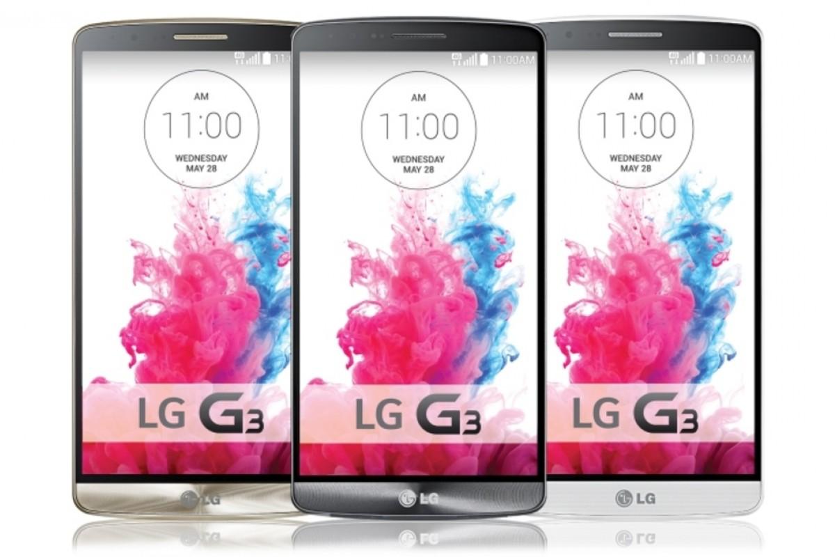 Բացահայտվել են LG G3 սմարթֆոնի մասին մանրամասները