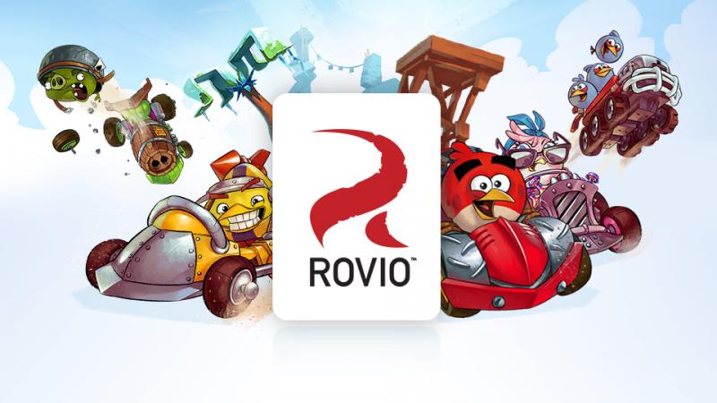 Rovio ընկերության տարեկան շահույթը 52%-ով նվազել է