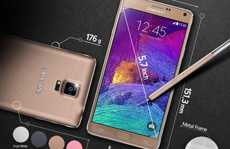 Galaxy Note 4-ի գովազդային տեսահոլովակում Samsung-ը ցուցադրում է ստիլուսի անսպառ հնարավորությունները