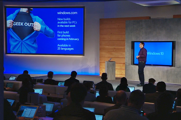 Հաշված օրերից հասանելի կլինի Windows 10 նորացված տարբերակը