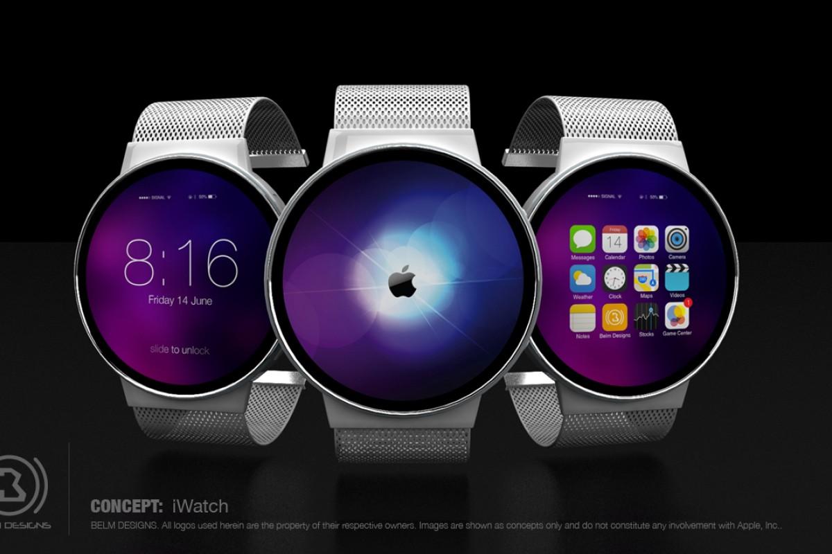 iWatch-ի ևս մի կոնցեպտ դիզայներ Մարկ Բելի կողմից