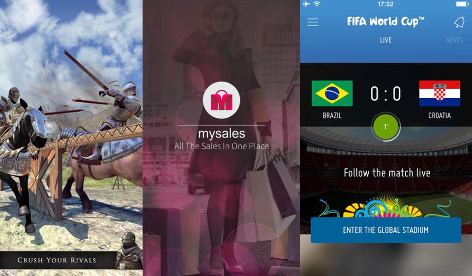 Apple App Store. Հայաստանից ամենաշատ ներբեռնվող անվճար հավելվածները - 09/06/14