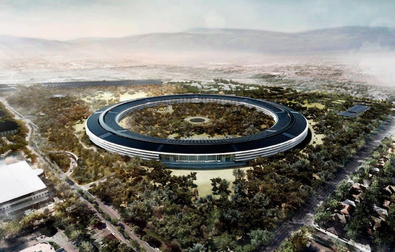 Ինչպիսին կլինի Apple-ի նոր կենտրոնակայանը. տեսանյութ