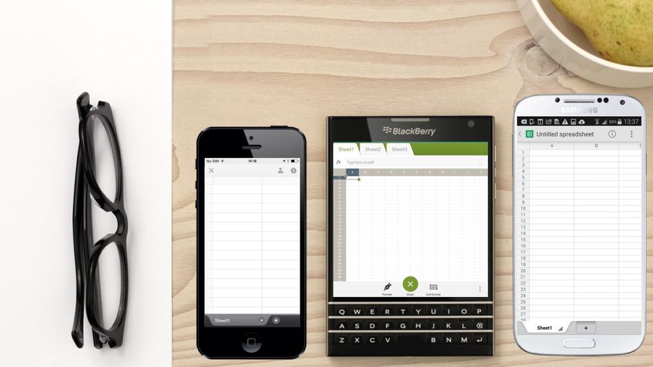 Ահա, թե ինչպես է BlackBerry-ն նկարագրում քառակուսի հեռախոսի առավելությունը