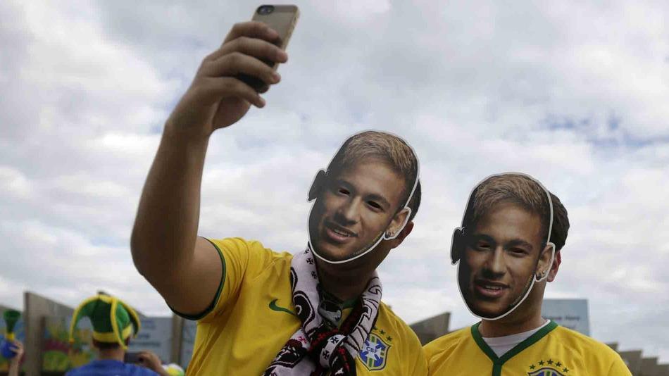 Բրազիլացի ֆուտոլիստներն Instagram-ի Աստվածներն են